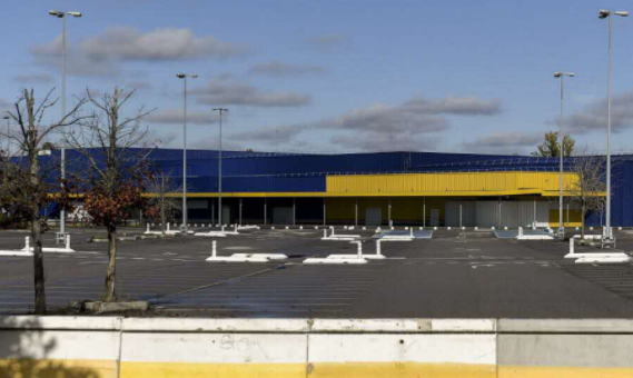 Site d'Ikea à Lyon: la Métropole écologiste en quête d'un nouveau modèle commercial