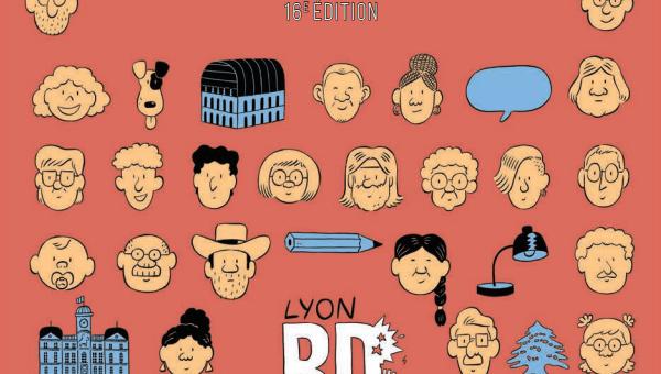 Printemps arabes et continent africain au Lyon BD Festival