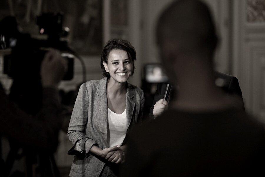 élections régionales Najat Vallaud-Belkacem
