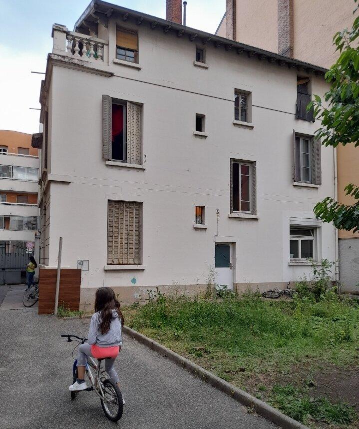 squat Villeurbanne