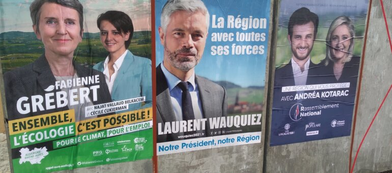 Résultats régionales 2021: comment avez-vous voté (ou pas) ce 27 juin ?