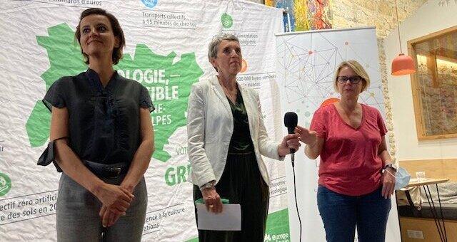 Régionales 2021: la fusion à gauche dessine un nouveau rapport de force