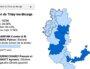 Résultats départementales 2021 Rhône