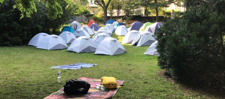 Campement de migrants à la Croix-Rousse : le retour de la realpolitik à la Métropole de Lyon