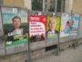 Panneau électoral régionales 2021