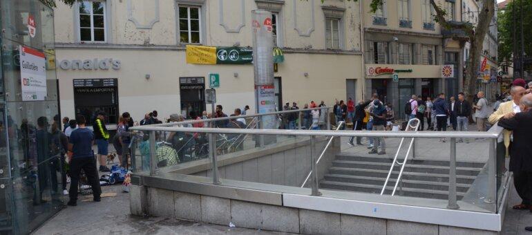 Sécurité à Guillotière: la préfecture et la Ville de Lyon en opération communication