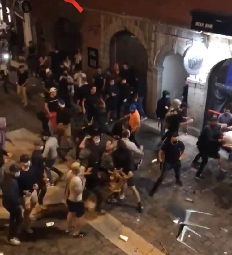 rue Mercière extrême droite radicale lyon