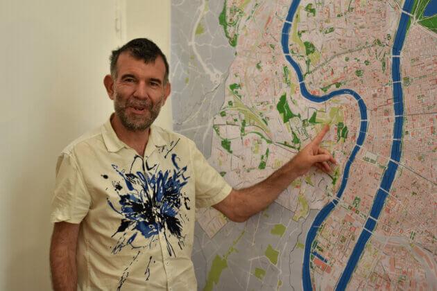 Nicolas Husson adjoint maire Lyon
