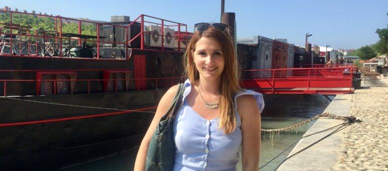 Angélique Grimberg, «maman 2.0» et youtubeuse à Lyon