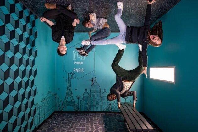 musée illusion Paris