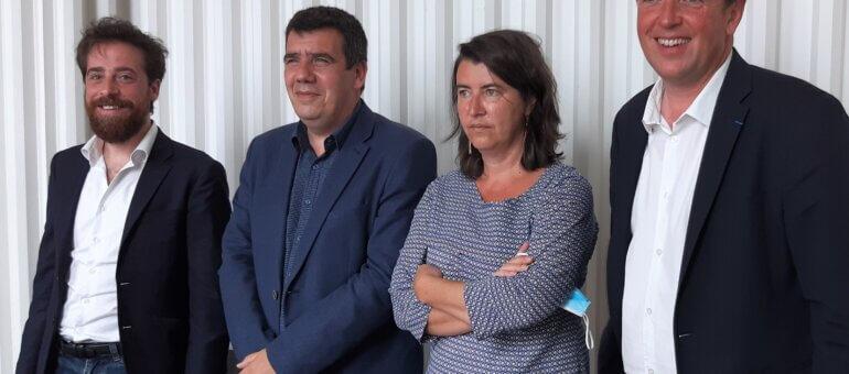 Villeurbanne, laboratoire d'un «nouveau PS» pour Cédric Van Styvendael