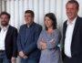 Van Styvendael avec Yann Crombecque Jonathan Bocquet et Anaïk Purenne