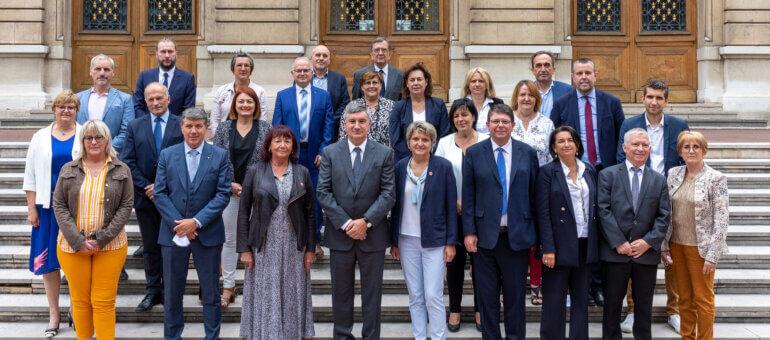 Christophe Guilloteau réélu président du Rhône sans opposition