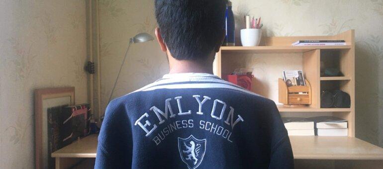 Etudiant à L'EM Lyon issu d'un milieu modeste: «Je me suis coupé de mes racines pour ne plus regarder en bas»