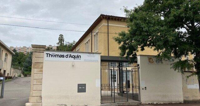 Oullins: virée pour avoir parlé d'extrême droite au lycée Saint-Thom