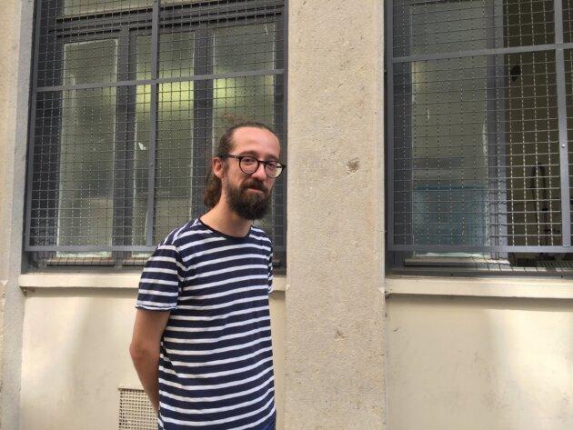Youtubeur chroniqueur Mediapart Usul Lyon