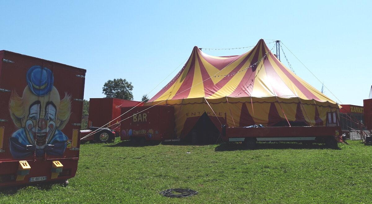animaux cirques Zavatta Vaulx-en-Velin Lyon