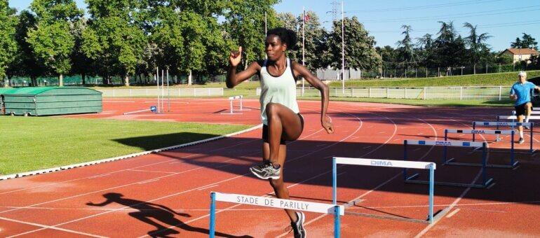 Angélina Lanza, fillette casse-cou devenue athlète paralympique à Lyon