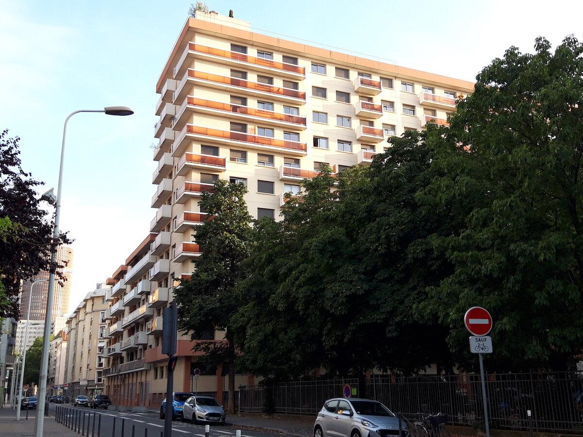 Logement social logements sociaux Lyon 6 rue Bugeaud
