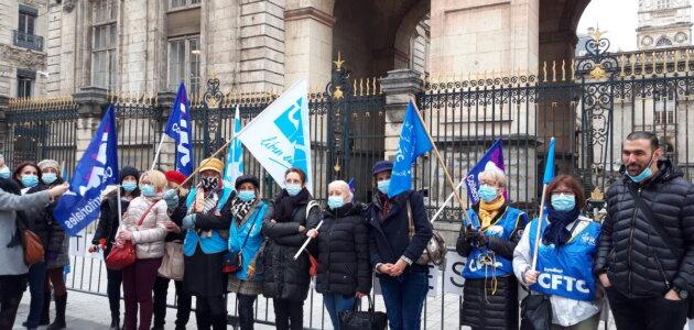 Grève des agents municipaux de Lyon : les écologistes pris entre deux feux