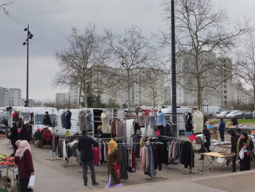 Marché Vaulx-en-Velin
