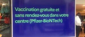 À Lyon Part-Dieu, la vaccination contre le Covid-19 en perte de vitesse