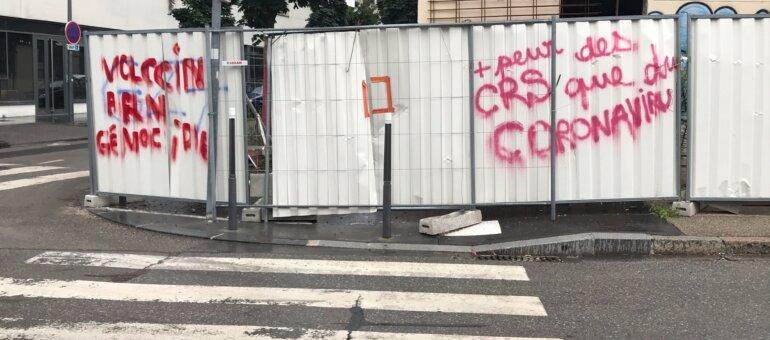 À Lyon, huitième samedi de manifestation contre le pass sanitaire