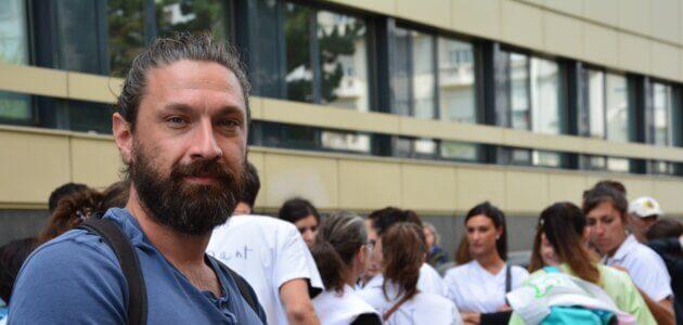 Damien, infirmier non vacciné à Lyon: «Il aurait été plus honnête de nous licencier»