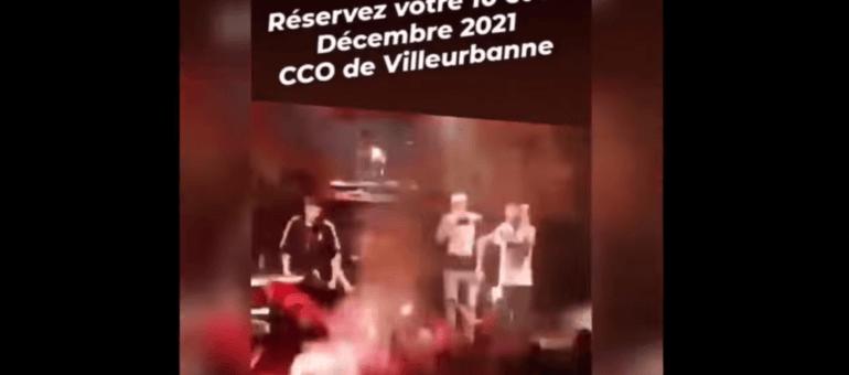Lyon Antifa fest: une attaque «politique» pour les organisateurs