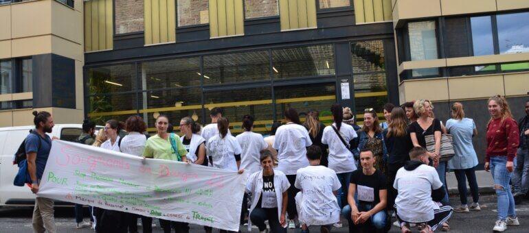 A Lyon, quatre manifestations contre le pass sanitaire ce samedi
