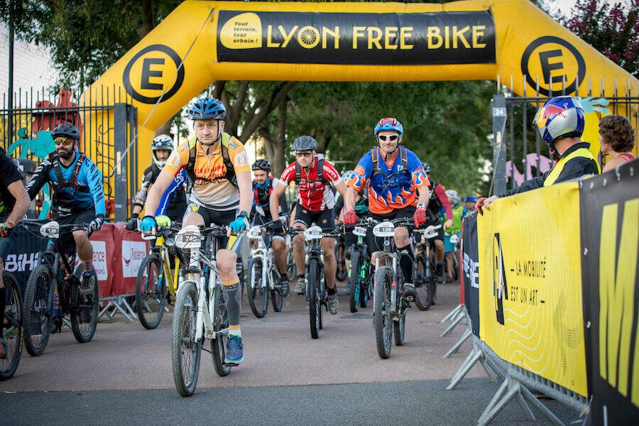 vélo lyon Lyon Free Bike 2018