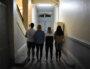 Quatre des voisins qui ont témoigné de leurs vols de colis à Lyon 7