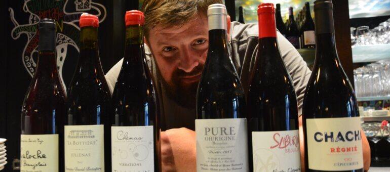 A Lyon, le Beaujolais (avec son vin naturel) est de retour sur les tables