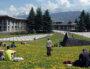 Campus universitaire de l'Université Grenoble Alpes. ©UGA